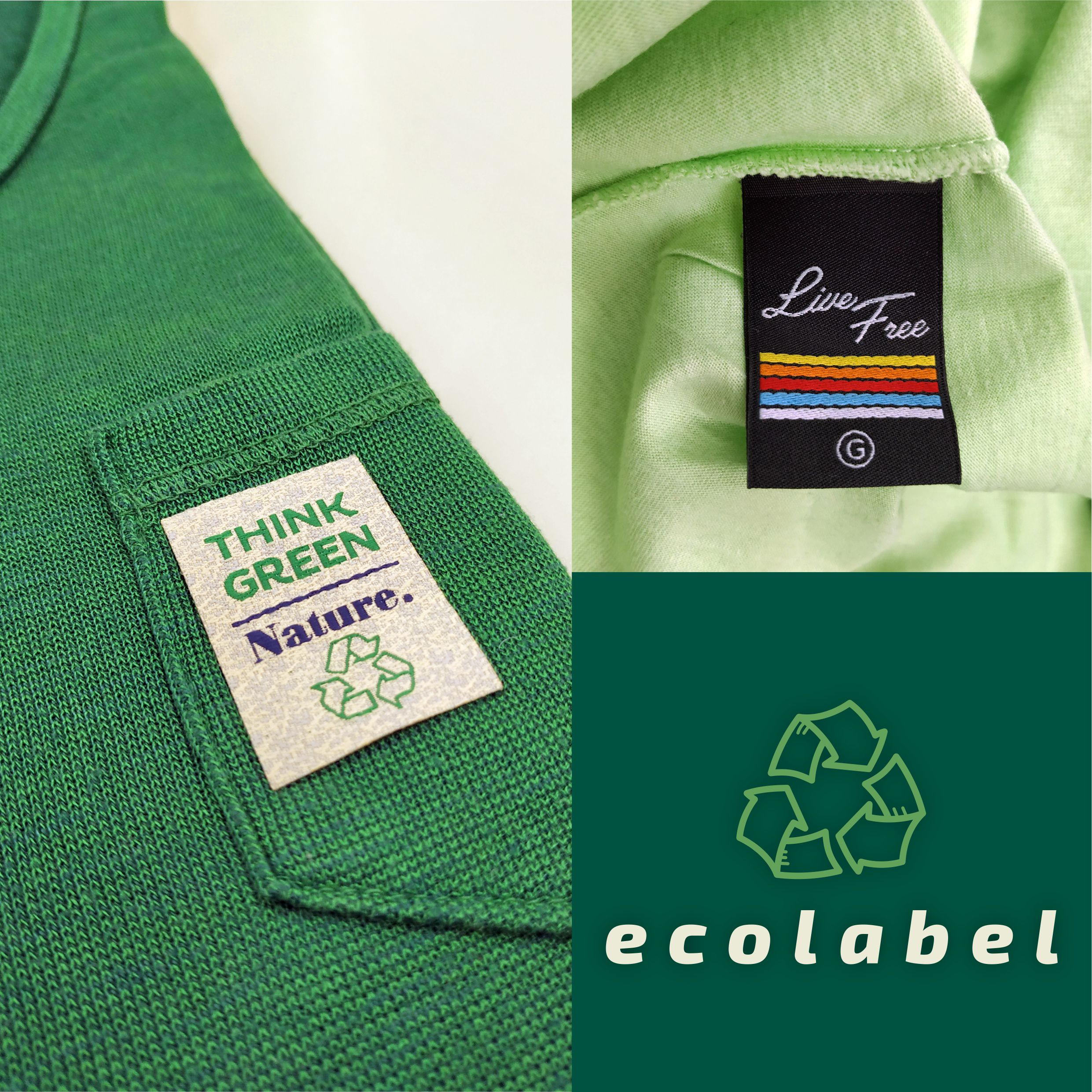 Etiquetas com fios reciclados: Invista nessa ideia para seus produtos