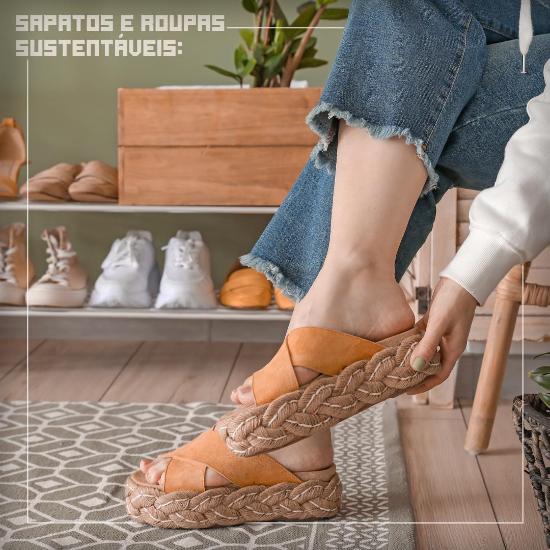 Sapatos e roupas sustentáveis: Veja as novidades do mundo da moda